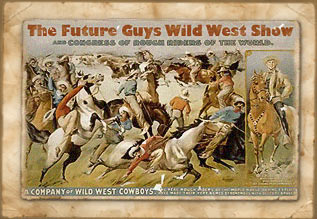 Future Guys Wild West Show